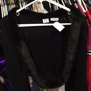 New TSE Mink An Casmere sweater